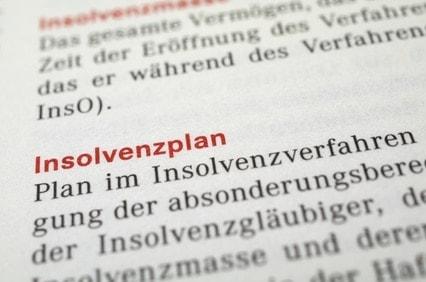 Insolvenzplanverfahren