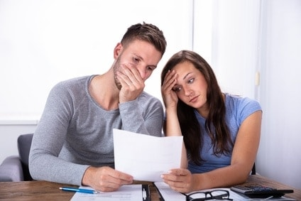 Insolvenzanfechtung - Schulden