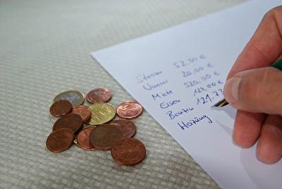 lebenshaltungskosten berechnen schuldenfreiheit und. Black Bedroom Furniture Sets. Home Design Ideas