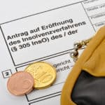 Antrag auf Insolvenz in 3 Jahren