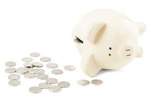 Gründe für Schulden